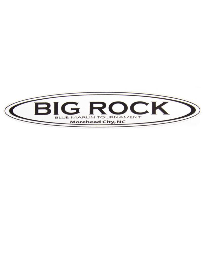 Big Rock Surfboard Sticker