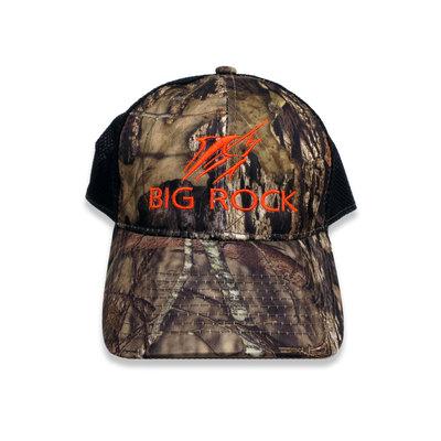 Big Rock Streak Mossy Oak, Adjustable ORG/BLK