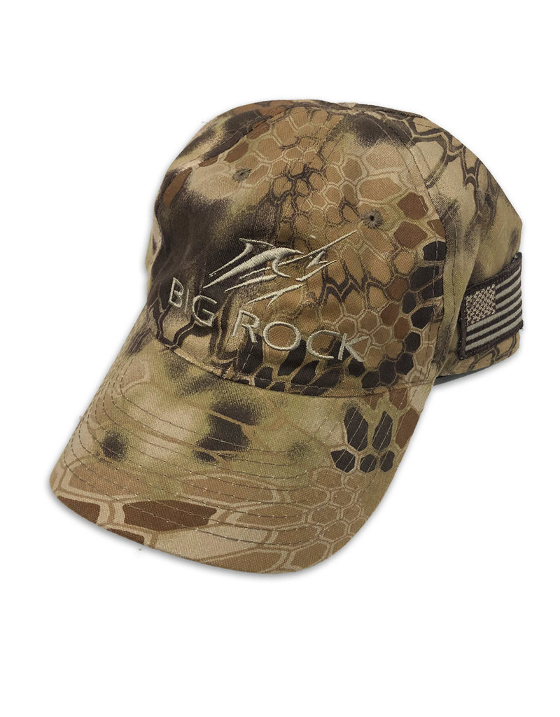 Streak Tan Kryptek Highlander Canvas Hat