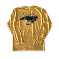 NC Billfish Camouflage Long Sleeve T-Shirt