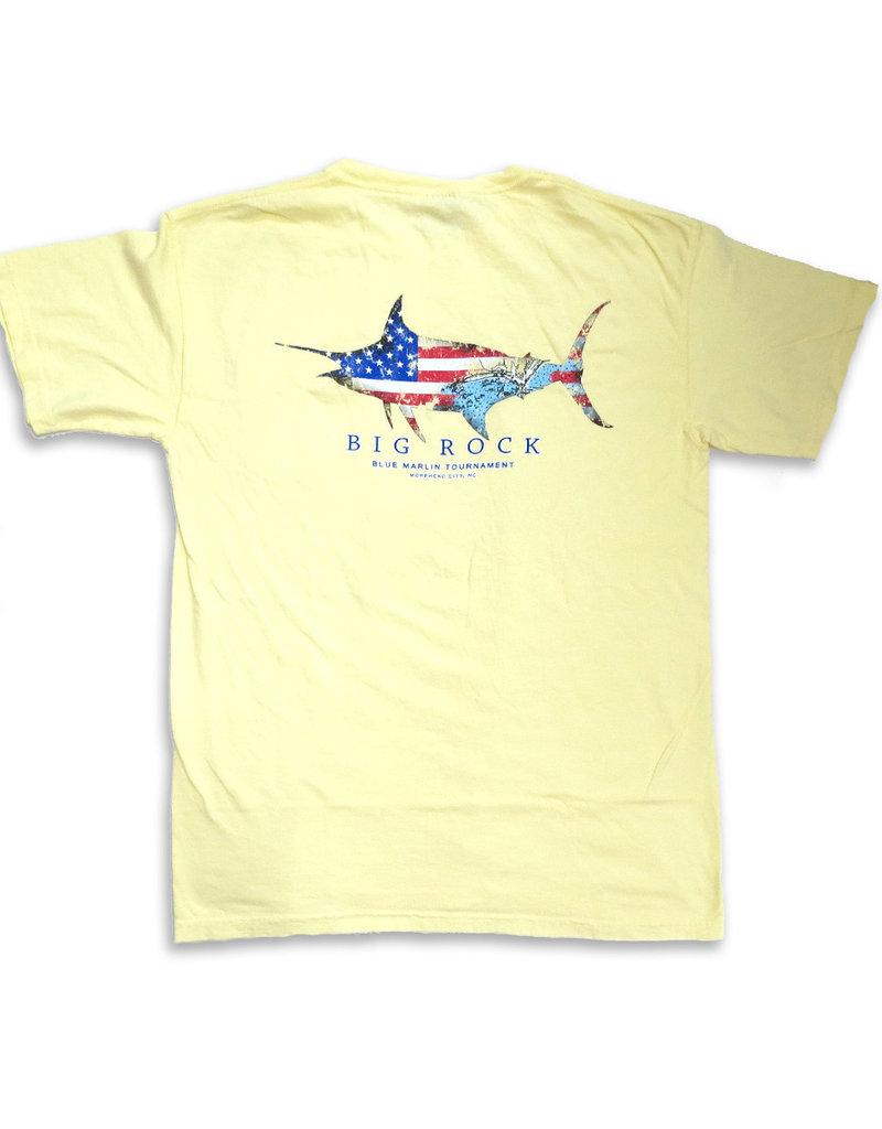 Patriot Marlin Short Sleeve T-Shirt