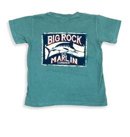 Youth Vintage Block Short Sleeve T-Shirt
