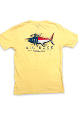 NC Flag Silhouette Short Sleeve T-Shirt
