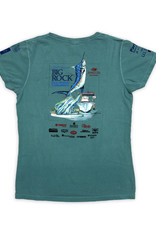 61st Annual Ladies S/S V-neck T-Shirts