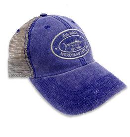 Oval Marlin Trucker Hat