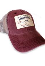 Vintage Coordinates Patch Hat
