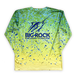 Big Rock Streak Mahi Skin Performance Shirt