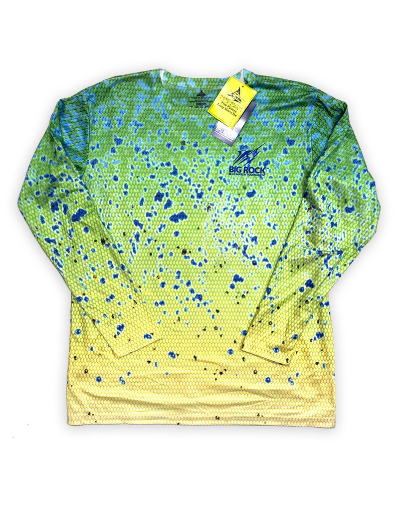 Big Rock Streak Mahi Skin Performance Shirt