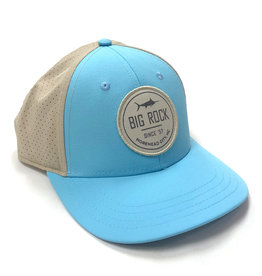 Simple Circle Patch Trucker (4 colors)