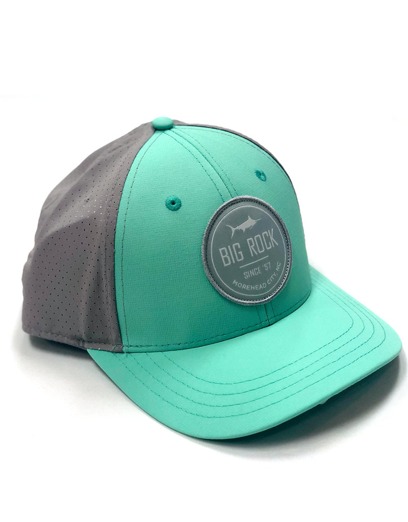 Simple Circle Patch Trucker
