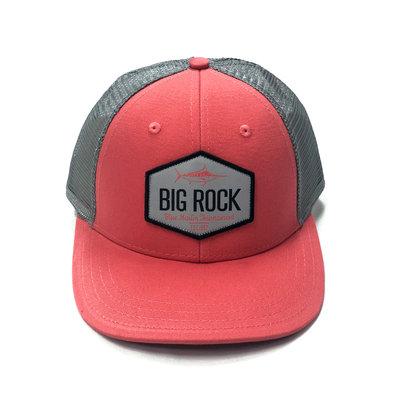 Tri-Color Patch Trucker Hat