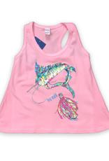 Girls Monag KWLA Fish Tank