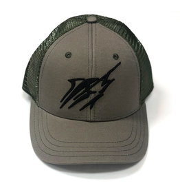 Large Streak Snap-back Hat (4 colors)