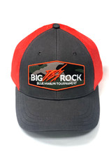Big Rock Streak Middle Logo Trucker
