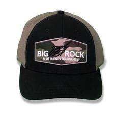 Big Rock Streak Middle Logo Trucker