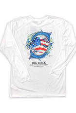 Red, White & Big Rock L/S Performance