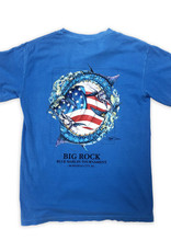 Red, White & Big Rock T-Shirt
