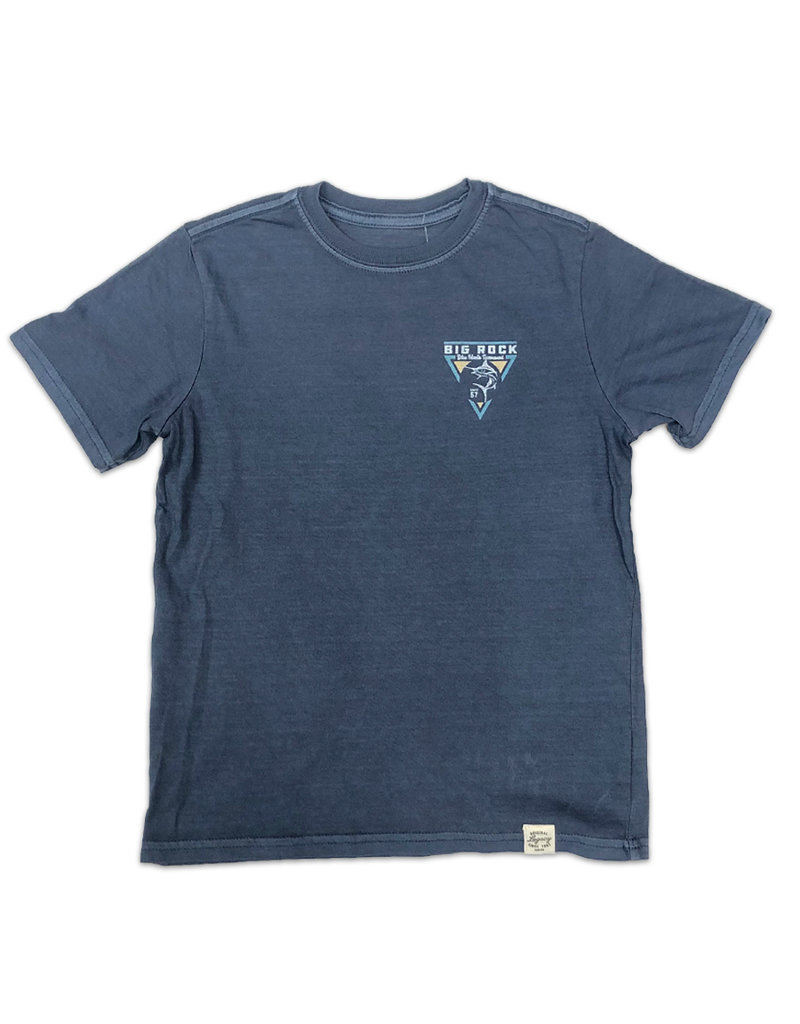 Youth Vintage Wash Triangle T-Shirt