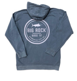 Circle Rock One Color Hoodie