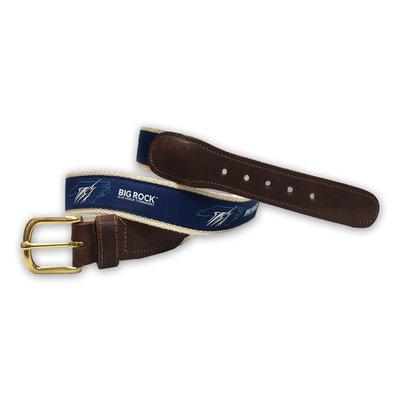 Big Rock Men's NC Streak Belt