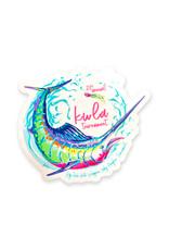 23rd Annual KWLA Sticker