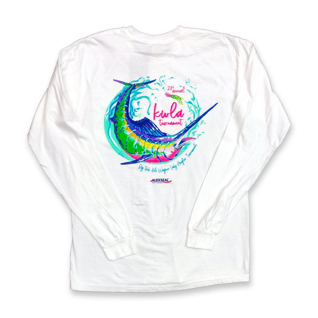 23rd Annual KWLA Unisex L/S T-Shirt (2 colors)