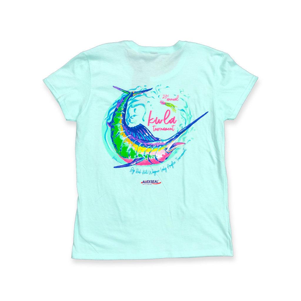 23rd Annual KWLA Women's Crew T-Shirt