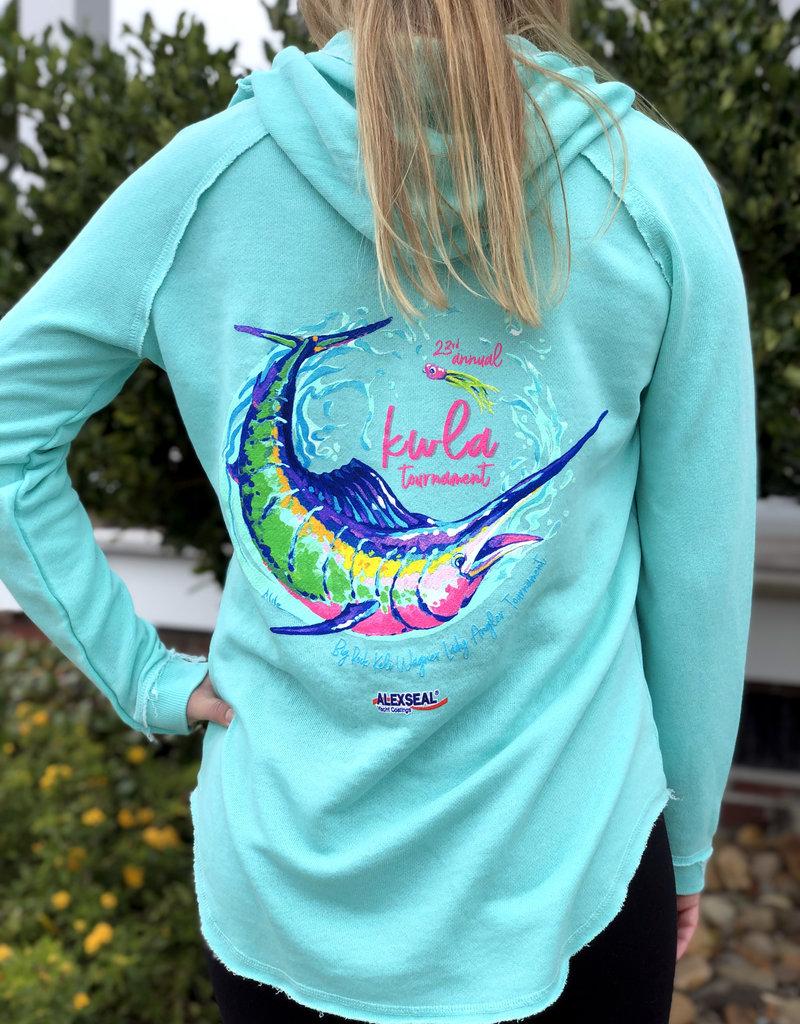 23rd Annual KWLA Women's Tunic Hoodie