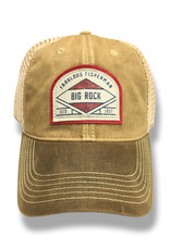 Greaser Trucker Diamond Patch