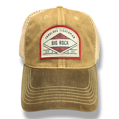 Greaser Trucker Diamond Patch