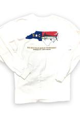 NC Tri-Color State L/S T-Shirt