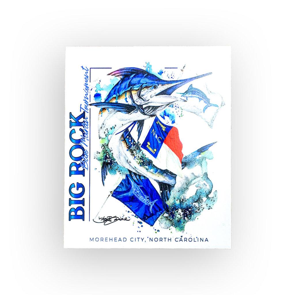 Big Rock 62nd Annual Sticker
