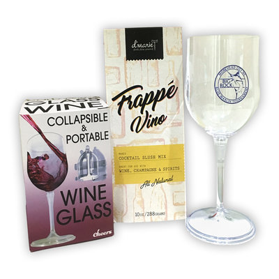 Wine Mix & Glass Bundle