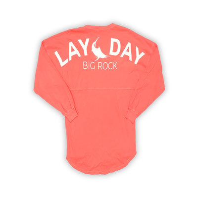 Lay Day L/S V-Neck Jersey