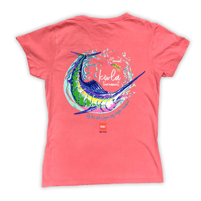 23rd Annual KWLA V-Neck Short Sleeve T-Shirt (2 colors)