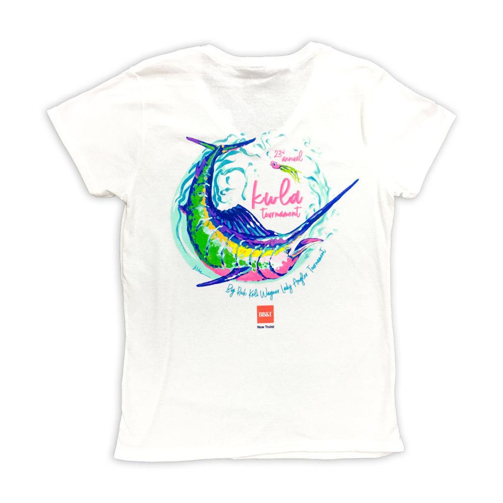 23rd Annual KWLA V-Neck Short Sleeve T-Shirt