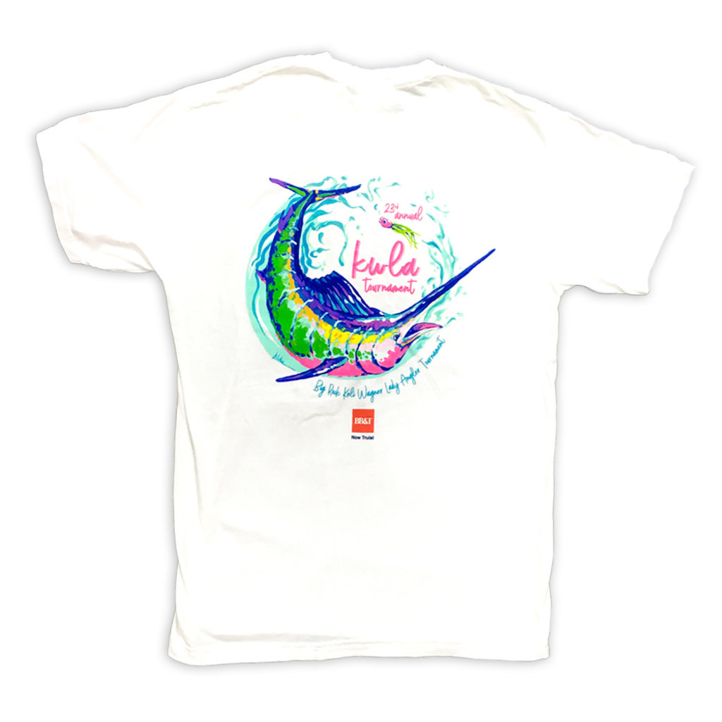 23rd Annual KWLA Short Sleeve T-Shirt