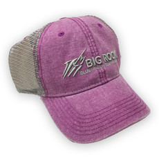 Big Rock Horizontal Streak Trucker Hat