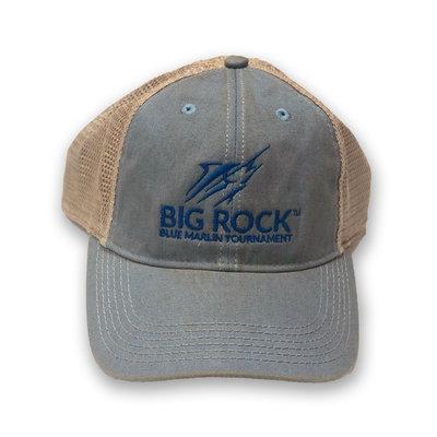 Big Rock Vertical Streak Trucker Hat