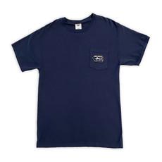 Marlin Coordinates Short Sleeve T-Shirt