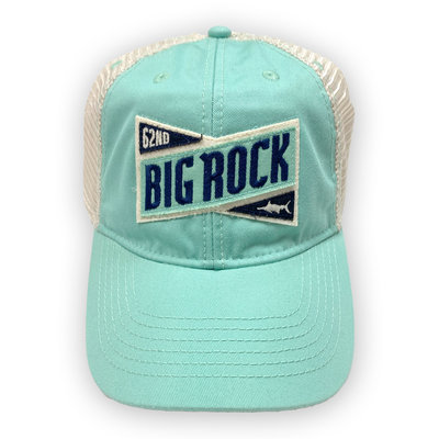 Big Rock 62nd Big Rock Bowtie Patch Trucker (2 colors)