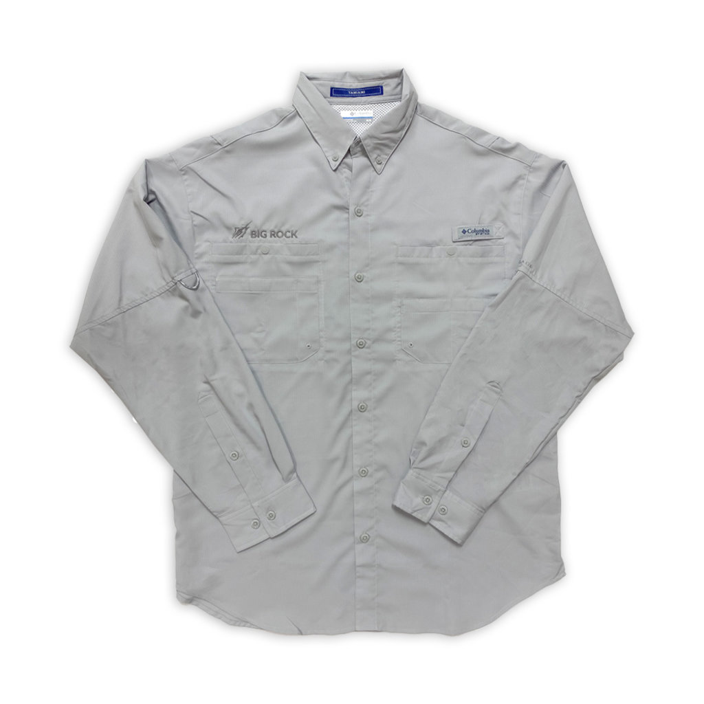 Big Rock Long Sleeve PFG