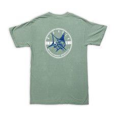 Marlin Kick Tones Short Sleeve T-Shirt