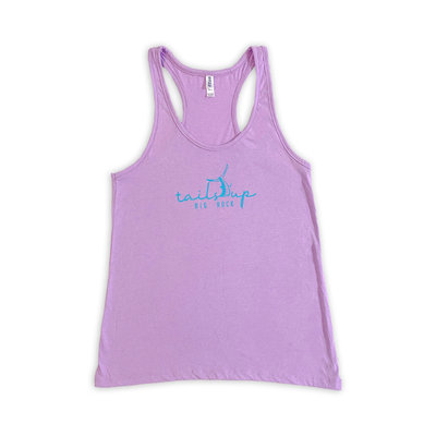 Tails Up Ladies Tank Top (3 colors)