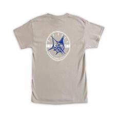 Big Rock Youth Marlin Kick Tones Short Sleeve T-Shirt