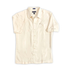 Big Rock Streak Short Sleeve Camp Shirt