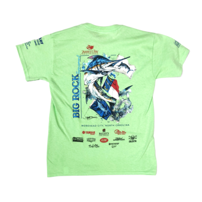 Big Rock 62nd Annual Youth S/S T-Shirt (3 colors)