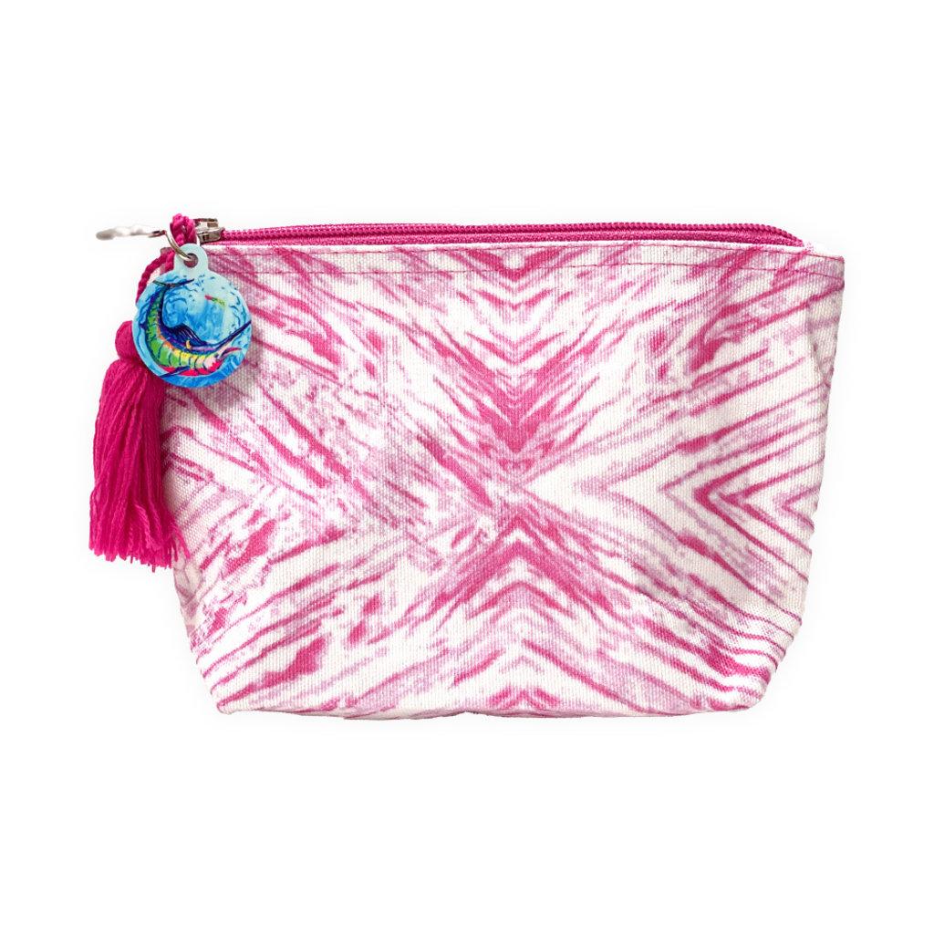 Marlin Tag Mini Cosmetic Bag