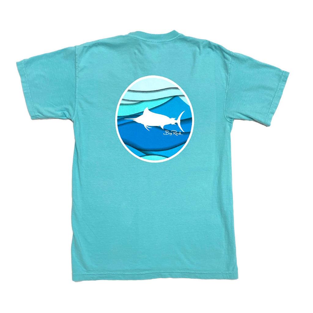 Coastal Wave S/S T-Shirt
