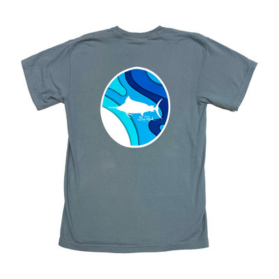 Deep Sea Swirl S/S T-Shirt